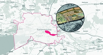 Kaliningrad Region Development Corporation received the management company status in a Special Administrative Region on Island Oktyabrskiy