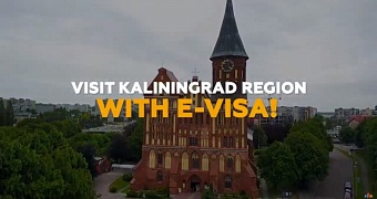 The first foreign tourists got electronic visas and visited Kaliningrad region